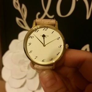 🎉SALE!🎉 Kate Spade Quilted Watch